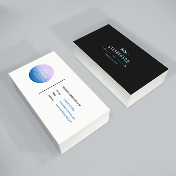 Business Postcard AAH9